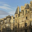 Edinburgh Real Estate - Stock Photo