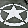 Stock Photo: US Military Star