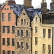 Royalty-Free Stock Photo: The Grassmarket, Edinburgh