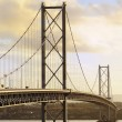 Stock Photo: Forth Road Bridge
