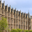 Victorian housing, Edinburgh - Stock Photo