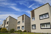 Council Flats in the UK — Stock Photo