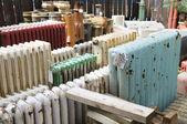 Architectural Salvage Yard — Stock Photo