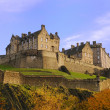 Edinburgh Castle — Stock Photo #4658590