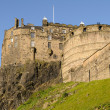 Stock Photo: Edinburgh Castle