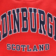 Edinburgh, Scotland - University style sweatshirt — Stock Photo