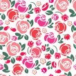 Floral seamless pattern — Stock Vector #4151816
