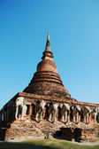 Pagoda in Thailand. — Stock Photo