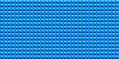 Niebieski kwadrat tekstura — Wektor stockowy