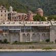 Stock Photo: Athos's monastery