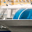 Royalty-Free Stock Photo: Two motor ship