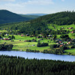 Stock Photo: Swedish landscape