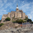 Le Mont Saint Michel — Stock Photo #4217818