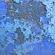 Blue painted wall — Stock Photo #4218217
