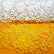 Close up photo of beer — Stock Photo
