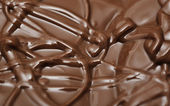 Close up photo of chocolate — Stock Photo
