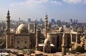 Cairo skyline, Egypt — Stock Photo