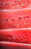 Close up photo of Water melon — Stock Photo