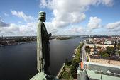 Stockholm city — 图库照片