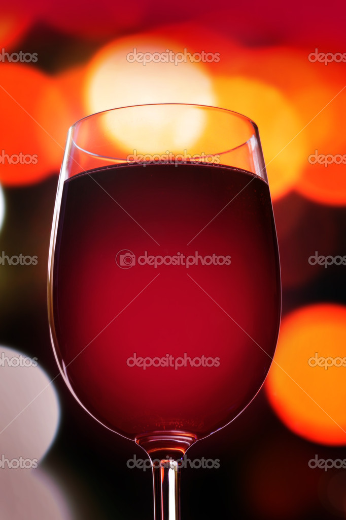 Red wine  Stock Photo #4228913