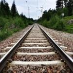 Track — Stock Photo #4230279