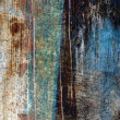 Royalty-Free Stock Photo: Rusty-colored grunge background