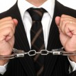 Business crime — Stock Photo