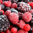 Mixed berries — Stock Photo #4231243