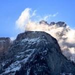The Dolomiti mountains — Stock Photo