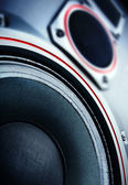 Loudspeaker — Stock Photo