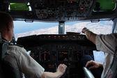 Pilot — Stock Photo