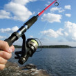 Fishing — Stock Photo #4255000