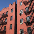 Apartment building in nyc — Photo #4256940