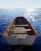 Rowing-boat — Stock Photo