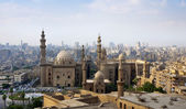 Cairo skyline, Egypt — Stock Photo