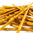Stock Photo: Salty sticks