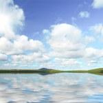zee idylle — Stockfoto