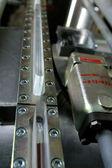 Endüstriyel fabrika bileşenleri — Stok fotoğraf