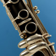 Clarinet — Stock Photo