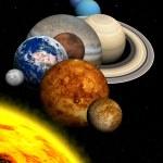 Solar system — Stock Photo #4151935