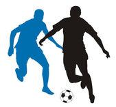 Football/Soccer — Vector de stock
