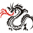 Dragon — Stock Vector #4298176