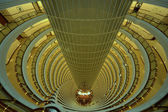 Grand Hyatt Shanghai Hotel — Stock Photo