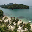 Stock Photo: Ang Thong marine park, Thailand