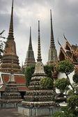 Wat Phra Chetuphon in Bangkok, Thailand — Stock Photo