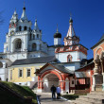 Savvino-Storozhevsky Monastery in Russia — Stock Photo