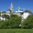 The Trinity lavra of St. Sergius - Sergiyev Posad, Russia — Stock Photo