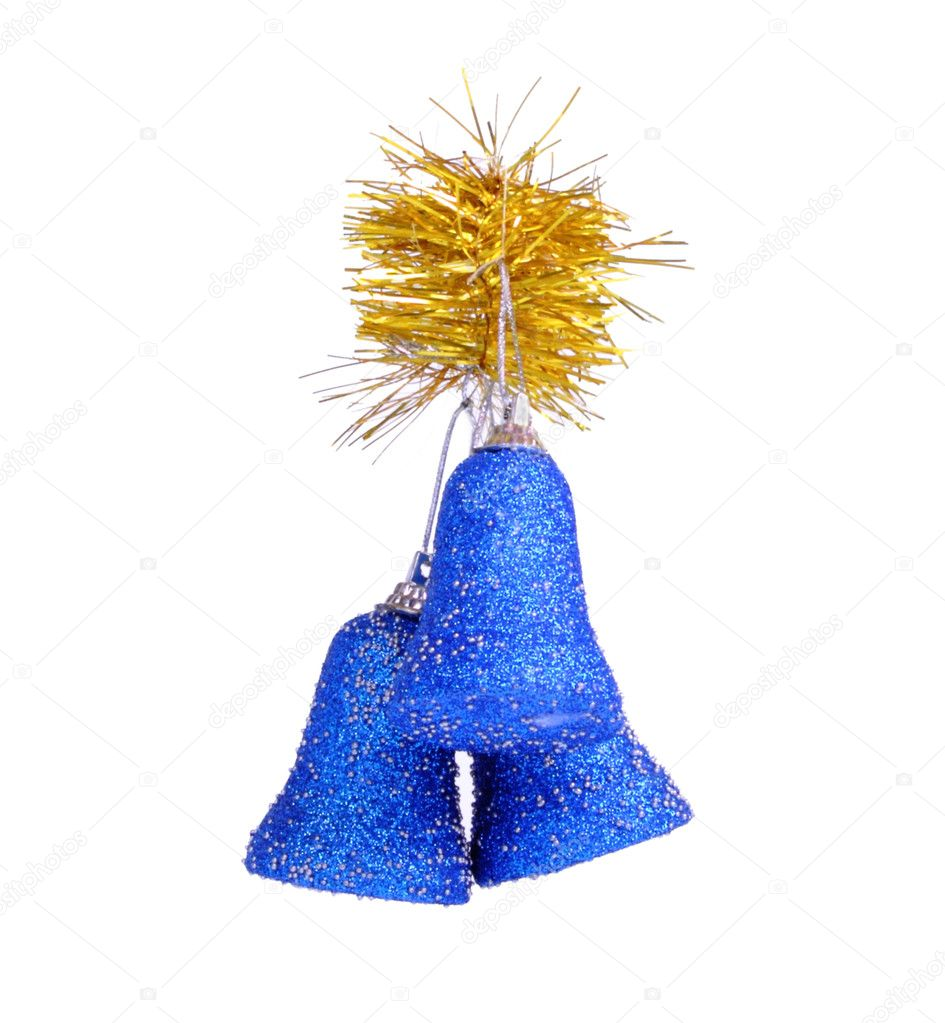 Christmas decorations,isolatated  Stock Photo #4356755
