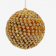 Christmas decoration,decoration; christmas; ornament; holiday; background; — Stock Photo