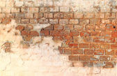 Brick wall — Fotografia Stock